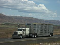 Scott McDonald trucking I-84 Oregon