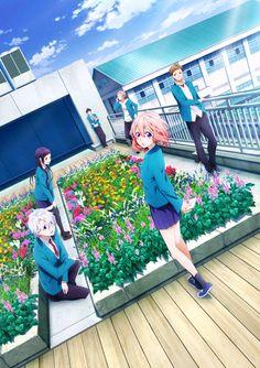 Suki ni Naru Sono Shunkan o: Kokuhaku Jikkō Iinkai Film's Opening Video Features Trysail's Song