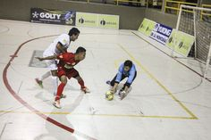 La goleada de la tercera jornada la enmarcó #RionegroFutsal, que le encajó un 7-0  #OnceCaldas. #FútbolRevolucionado