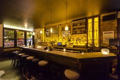The Late Late Bar, LES NYC.