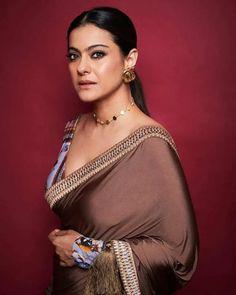 Bollywood Actress Kajol in Elegant Look Bollywood Actress Hot Photos, Bollywood Celebrities, Kajol Saree, Saree Backless, Modern Saree, Saree Look, Celebrity Hair Stylist, Elegant Saree, Indian Beauty Saree