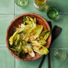 All the Secrets so you can make the Perfect Caesar Salad.