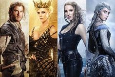If you liked Snow White and the Huntsman, you will definitely enjoy its sequel, The Huntsman: Winter's War.