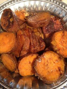 Crock Pot/Slow Cooker -- Sweet Potatoes Recipes - Lid Pocket®