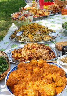 Persian Food Festive   by neda yousefian