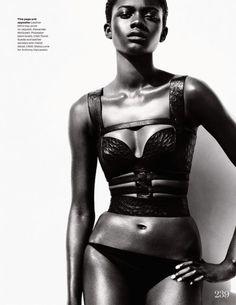 Shape Shifter: Elle UK Swimwear Editorial May 2014