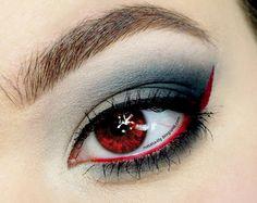 natalia-lily: Beauty Blog: Makijaż inspirowany: Płytą 'Zmienić zdarzeń bieg' BRACIA (krok po kroku)