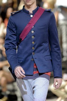 Lanvin | Spring 2012 Menswear Collection | Style.com