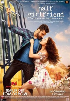 Filmmaker Mohit Suri is awaiting the release of his film Half Girlfriend starring Arjun and Shraddha Kapoor. The film, which is scheduled to release in theatres on May is based on Chetan Bhagat's novel of the same name. Speaking to news agency. Half Girlfriend Movie Online, Movie Downloads, Mp3 Song, Song Lyrics, Mohit Suri, Ek Villain, Hindi Movies, Musik