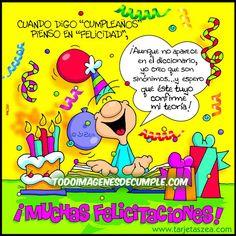 Tarjetas cumpleaños 1