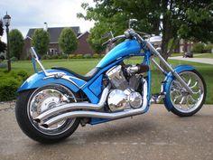 Custom Choppers, Custom Bikes, Honda Cruiser, Kawasaki Vulcan 800, Honda Fury, Like A Lion, Harley Bikes, Honda Motorcycles, Bike Stuff