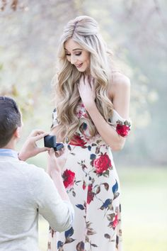 22 Gorgeous Proposal Photos That Will Make You Believe in Love
