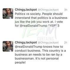 Childhood rapper #Chingy speaks his mind on politics in support of #DonaldTrump.