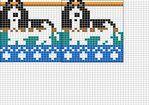 basset hound and paw prints Превью 079b16ccb9bc (640x450, 114Kb)