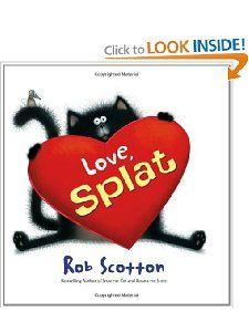 splat cat valentine's day