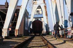 Industriekultur im Museumshafen Hamburg Veddel, Foto Birgit Puck