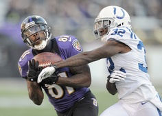 So sorry to see Anquan Boldin leave the Ravens to go to the SF 49ers.  We're gonna miss you, Q!