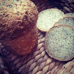 Breadheaven #germanbread #chiabread #wholegrain #bread