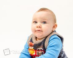 Oakley's First Photo Shoot