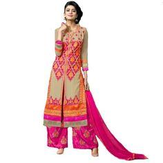 StarMart Beautiful Pakistani Style Womens Georgette Straight Dress Material RSF vol 3 - 7607 StarMart http://www.amazon.in/dp/B014SF977Y/ref=cm_sw_r_pi_dp_rW.9vb1CYGABJ
