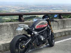 Cafe Racer Moto, Cafe Racer Bikes, Moto Bike, Honda Motorcycles, Custom Motorcycles, Custom Bikes, Bike Style, Motorcycle Style, Ninja Bike