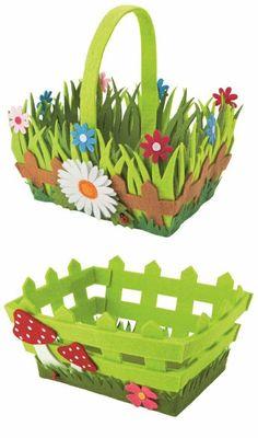 Foam Sheet Crafts, Foam Crafts, Diy Crafts To Sell, Diy Crafts For Kids, Popsicle Crafts, Spring Crafts, Easter Baskets, Easter Crafts, Toddler Arts And Crafts