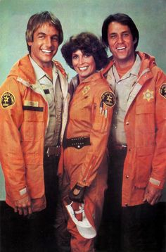 Flight Suit Princess Joanna Cassidy and Putzes, 05
