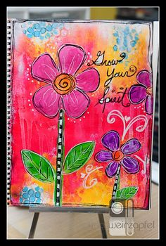 """Grow Your Spirit"" By Tracy Weinzapfel"