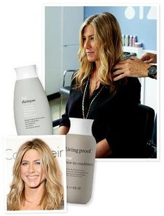 Jennifer Aniston lands a hair care deal - The Look
