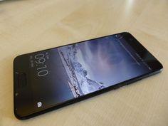 Huawei  P10 Plus VKY-L09 - 128GB - Graphite Black (Ohne Simlock) Smartphone + SD
