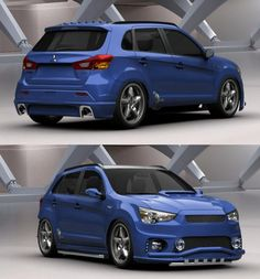 Tuning the Mitsubishi ASX Mens Toys, Mitsubishi Outlander, 4x4, Automobile, Vehicles, Trucks, Sport, Nice, Check