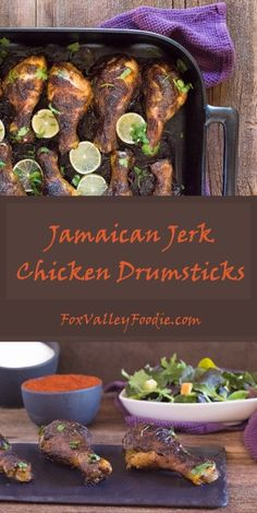 Jamaican Jerk Chicke