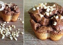 Fitness Dessert.de Nuss Muffins 02 210x150 Low carb Nuss Muffins