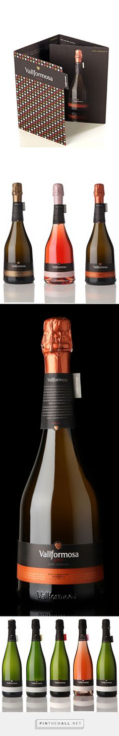 Vallformosa — Grow curated by Packaging Diva PD. Re-design of the Vallformosa brand packaging, and the Origen and Collection product ranges.