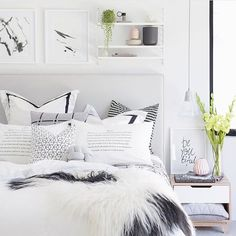 ✚ ✚ ✚ via @norsuinteriors on Instagram http://ift.tt/1EciogE What do you think of these Scandinavian Bedroom ideas? LystHouse is the simple way to rent, buy, or sell your home, apartment, or condo. Visit  http://www.LystHouse.com to maximize your ROI on your home sale.  Pay only 1% to sell your home. Buy property with LystHouse, and we'll sell your property for free. Other terms and conditions apply.
