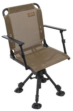 best hunting chair blind ektorp cover etsy 10 top portable pop up blinds reviews images in alps outdoorz stealth hunter deluxe