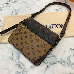 Louis Vuitton Wallet, Louis Vuitton Monogram, Summer Bags, Accessories Store, Fashion Bags, Leather Products, England, Europe, Usa