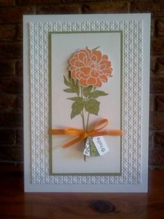 Pretty Ribbon Bow | Visit splitcoaststampers.com