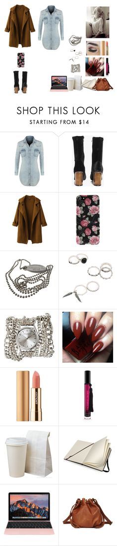 """Live, Love, Repeat #2"" by jazmine-bowman on Polyvore featuring LE3NO, Boohoo, Chicnova Fashion, Agent 18, Tiffany & Co., Sara Designs, Axiology, Victoria's Secret, Moleskine and Charlotte Russe"