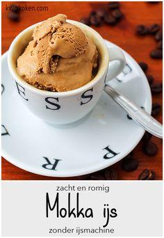 Ube Ice Cream, Vegan Ice Cream, Dutch Recipes, Cooking Recipes, Ice Ice Baby, Frozen, Ice Cream Recipes, Cake Cookies, Kids Meals