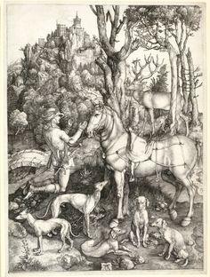 La légende de Saint-Eustache