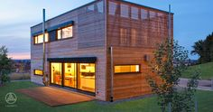 Bio-Passivhaus Eco Passive House Frey