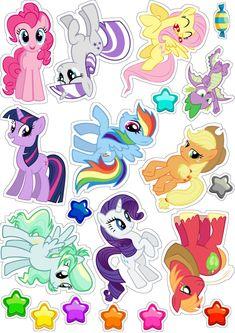 My Little Pony Twilight, Festa Do My Little Pony, Fiesta Little Pony, My Little Pony Cumpleaños, My Little Pony Poster, My Little Pony Birthday Party, Little Poney, My Little Pony Friendship, My Little Pony Printable