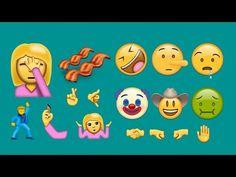 Estos son los 72 nuevos Emojis que llegan a iOS 10 - http://www.actualidadiphone.com/estos-los-72-nuevos-emojis-llegan-ios-10/