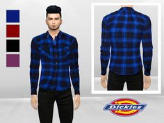 45 Best Sims 4 Male Shirts images in 2019   Sims 4, Sims