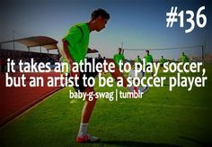 Athlete and an artist!
