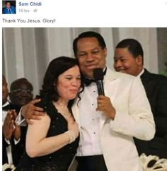 awesome FOR REAL? Pastor Chris & His Beautiful Wife Anita Are BackPastor Chris Oyakhilome A pretty sensational information is coming out from sources in Christ Embassy where reports have it that Pastor Chris Oyakhilome and his beautiful wif. Pastor Chris, Marriage Issues, Prayer Corner, Genesis 2, Godly Man, Beautiful Wife, Thank God, People Around The World, Divorce