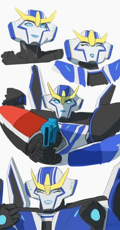 Jazz from Robots In Disguise tv show. It's great to see a new iteration of Jazz on a transformers show after a long time, last one was on Transformers A. Transformers Bumblebee, Transformers Optimus Prime, Jazz, Deviantart, Jojo's Bizarre Adventure, Famous Artists, Rwby, Funny Cute, Sketches