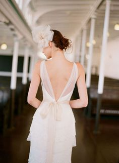 Backless design