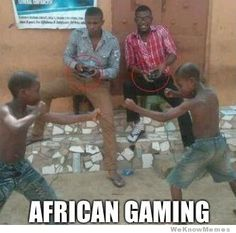 African gaming